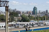 Kyiv city landscape — Стоковое фото
