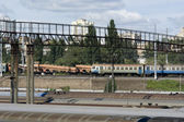 Krajina město kyjev — Stock fotografie