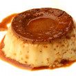 Stock Photo: Caramel Custard