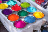 Colorful Holi — Stock Photo