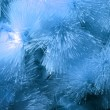 Stock Photo: Blue Crystals Background