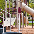 Playground Equipment - Stock Photo