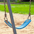 One Lonesome Swing - Stock Photo