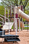 Playground Equipment — Stockfoto