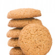 Royalty-Free Stock Photo: Stack of cookies
