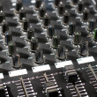 Sound mixer — Stock Photo #6315773