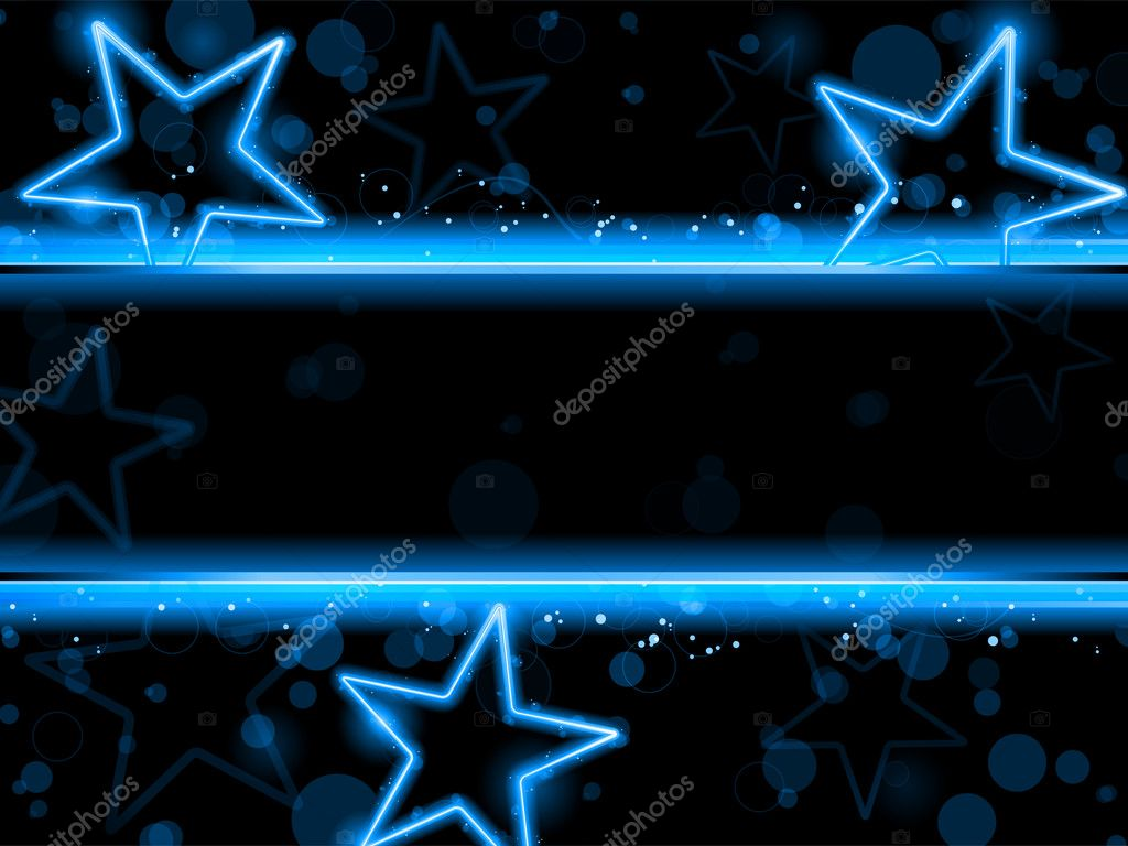 Displaying (19) Gallery Images For Neon Star Wallpapers...
