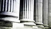 Pijler close-up — Stockfoto