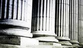 Primer plano de pilar — Foto de Stock