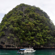 Stock Photo: Island. Thailand. Andaman sea. Phi-Phi island.