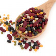 Royalty-Free Stock Photo: Dried Pulses