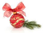Christmas Bauble — Zdjęcie stockowe