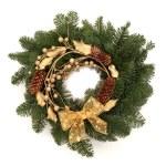 Christmas Wreath — Stock Photo #6269777