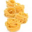 Royalty-Free Stock Photo: Tagliatelle Pasta