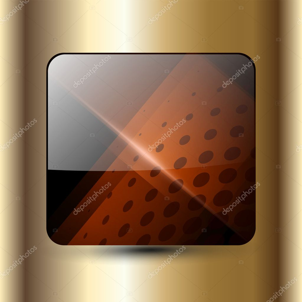 Abstract background with square space for text, vector. — Stock Vector #6311074