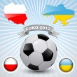 Royalty-Free Stock Vector Image: Football 2012
