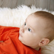 Adorable baby boy — Stock Photo #5442567