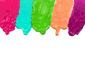 Liquid paint — Stock Photo