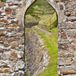 Old door way — Stock Photo