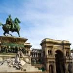 Piazza del Duomo — Stock Photo