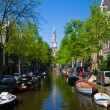 Amsterdam canal — Stock Photo #5600662