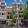 Amsterdam canal — Stock Photo #5612831