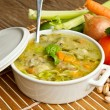 Minestrone — Stock Photo