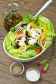 Feta salad — Stock Photo
