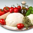 Pizza ingredients — Stock Photo #5782366