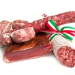 Stock Photo: Cold meat