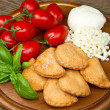 Panzerotti — Stock Photo