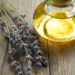 Royalty-Free Stock Photo: Lavander oil