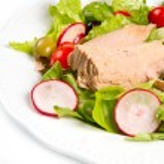 Tuna salad — Stock Photo #5907434