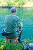 Fisherman — Stock Photo