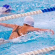 Swimmer — Stock Photo #5968715