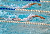 Pływak — Zdjęcie stockowe