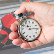 Stock Photo: Chronometer