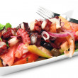 Octopus salad — Stock Photo #6037206