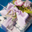 Wedding favor - Foto de Stock