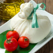 Burrata - Foto de Stock