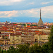 Stock Photo: A view of Turin