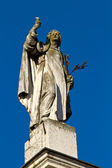 Statue in mantova — Stock Photo