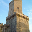 Castles of Erice — Stock Photo