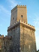 Castles of Erice — Stock Photo
