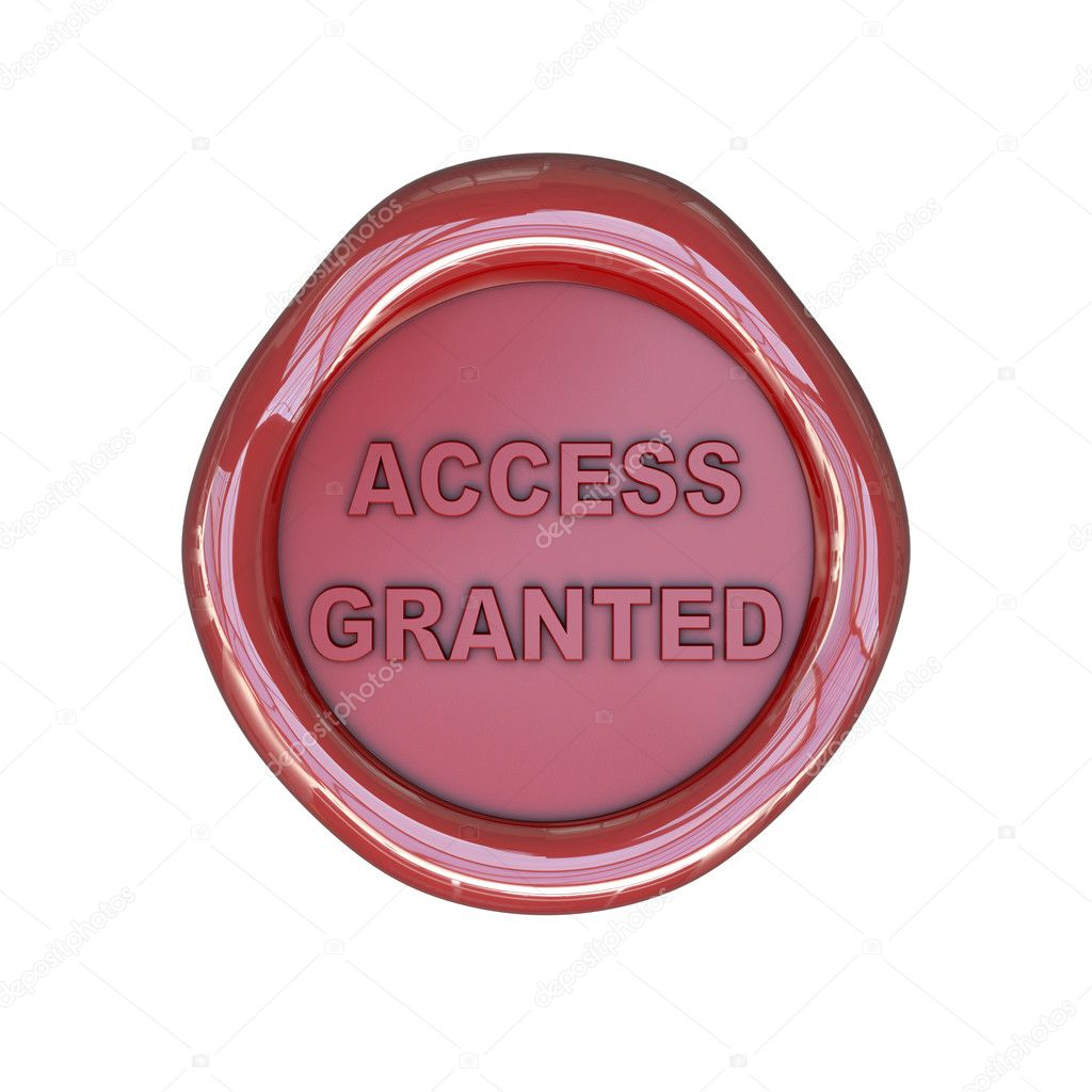 write access not granted