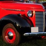 Vintage car — Stock Photo #5960595
