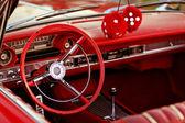 ретроавтомобиль — Стоковое фото