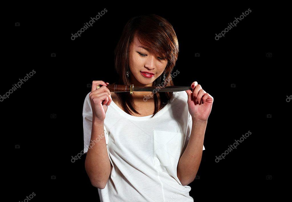 Фото женщина зомби