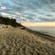Beach at sunset — Stock Photo #5975720