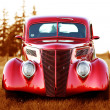 Vintage car — Stock Photo #5977142